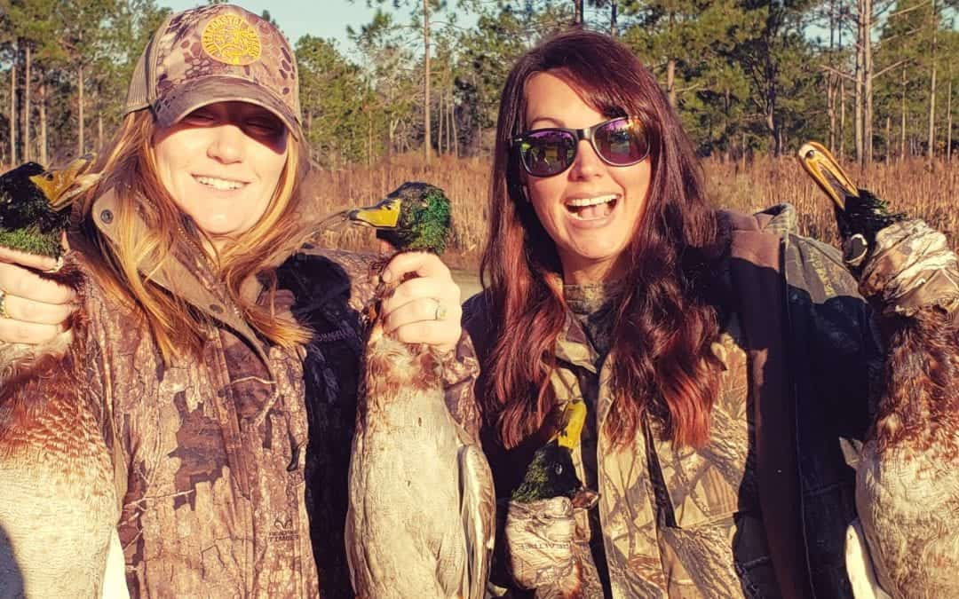Duck Preserve Hunting