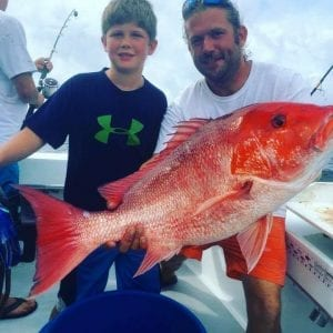 Red Snapper Fishing is Kinda a Big Deal
