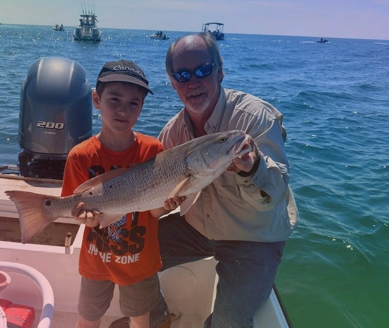 May 2019 Panama City Beach Fishing Report